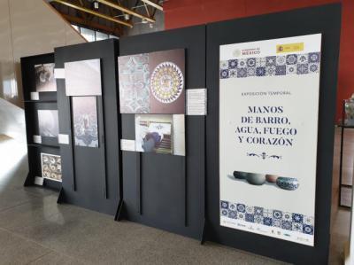 'Manos de barro, agua, fuego y corazón', la exposición de la cerámica talaverana Patrimonio de la Humanidad