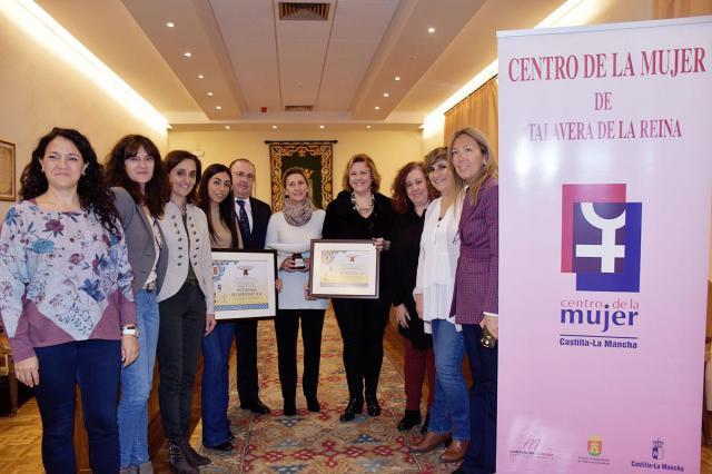 La empresa Vettonia Seguridad, galardonada con el Premio 'Talavera en Igualdad: Empresa'