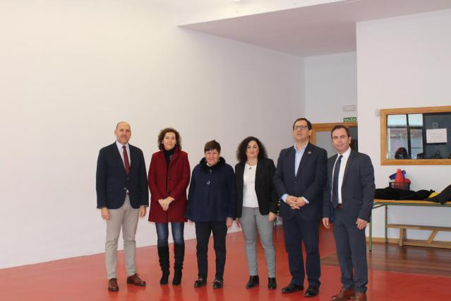 14 centros educativos de la zona ITI de la provincia de Toledo han mejorado sus instalaciones