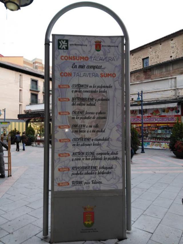 Campaña de Navidad en Talavera para apoyar el consumo local