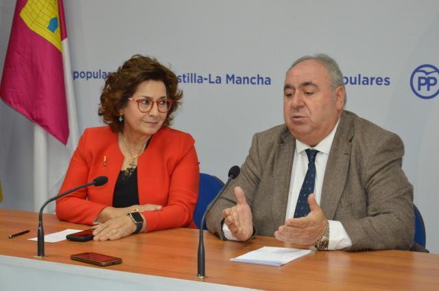 Tirado y Riolobos preguntan al Gobierno por el impago a los abogados del turno de oficio en la provincia de Toledo