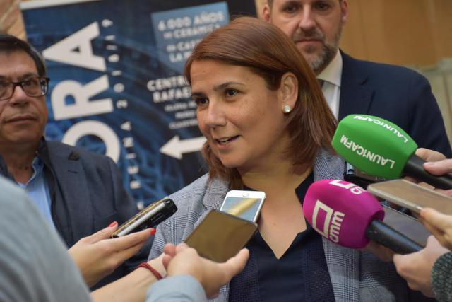 """García Élez quiere recuperar la Alcaldía para el PSOE """"con un proyecto importante para Talavera"""""""