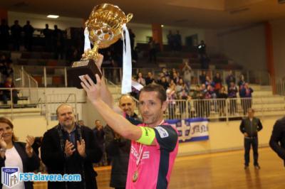 El Soliss FS Talavera rendirá homenaje a Justo Cáceres