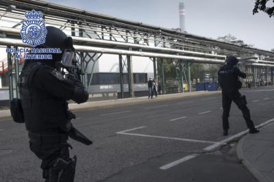 Simulacro policial