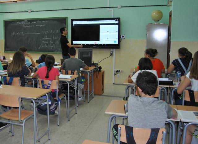 El programa Reincorpora-T se impartirá en 20 centros educativos públicos de la provincia de Toledo