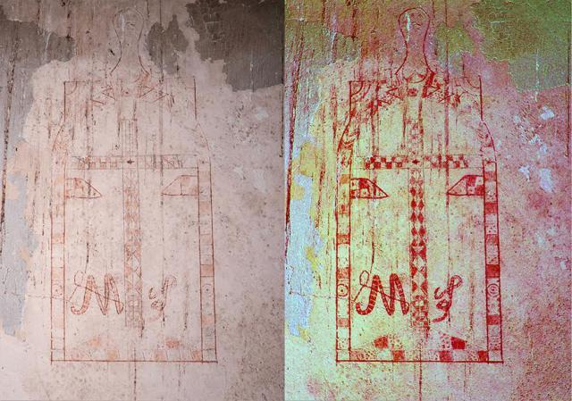 Investigadores de la UCLM descubren grabados históricos en La Puebla de Almoradiel
