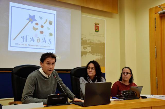 Quieren que el Proyecto Hadas, contra la obesidad, llegue a todos los colegios de Talavera
