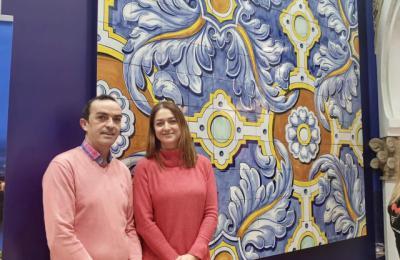"""Delgado: """"El PSOE ha perdido una oportunidad de oro en FITUR para vender la cerámica de Talavera"""
