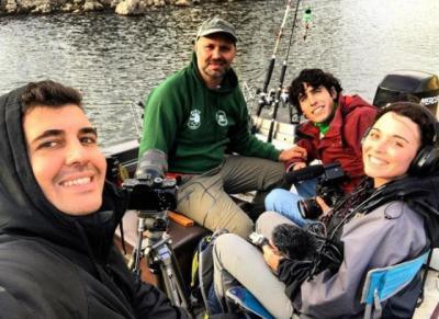 El nuevo documental de Manuel Coronado sobre los 'nómadas del mar'