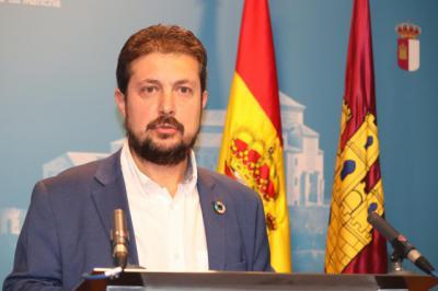 """Pérez Torrecilla: """"La Ley de Evaluación Ambiental impulsará el desarrollo de CLM de modo sostenible"""""""