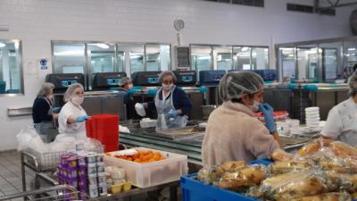 El Gobierno CLM dota al Hospital de Ciudad Real de nuevo equipamiento de hostelería