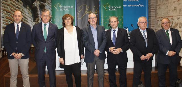 Eurocaja Rural traslada su apoyo al proyecto 'TalAOVEra'