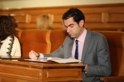 Comendador denuncia que los plenos de la Diputación de Toledo no están siendo convocados conforme a la ley