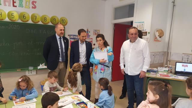 Gómez Arroyo: 'En Talavera hay unos 40 profesores más'