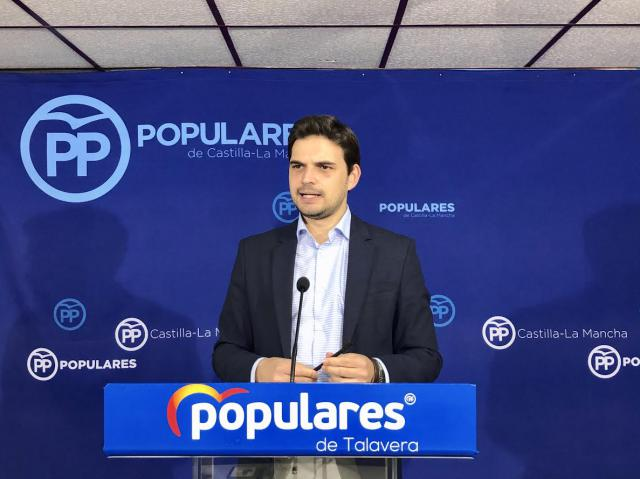 """El PP señala que """"es mentira"""" que el presupuesto de Talavera tenga 20 millones de inversión"""