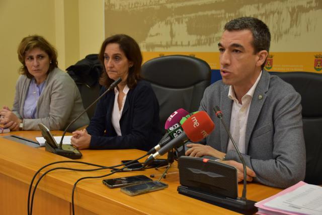 El Ayuntamiento de Talavera asume los 16 millones de inversiones de los proyectos sin ejecutar del PP