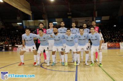 El Soliss FS Talavera afronta una nueva prueba de fe en Copa del Rey ante Industrias Santa Coloma