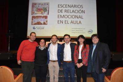 El Teatro Palenque acoge el II Ciclo de Conferencias 'Escuela de Padres'