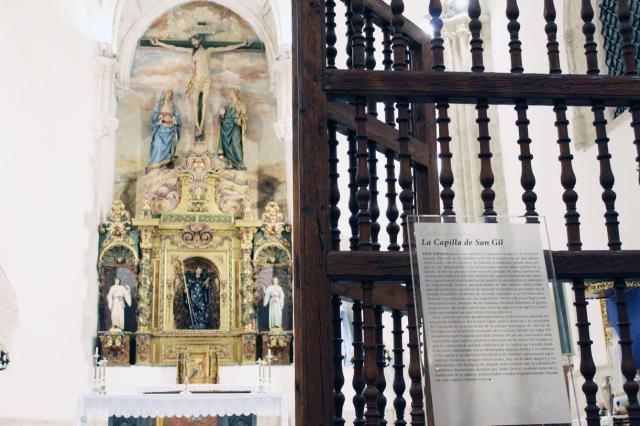 Inaugurada la musealización de La Colegiata de Torrijos