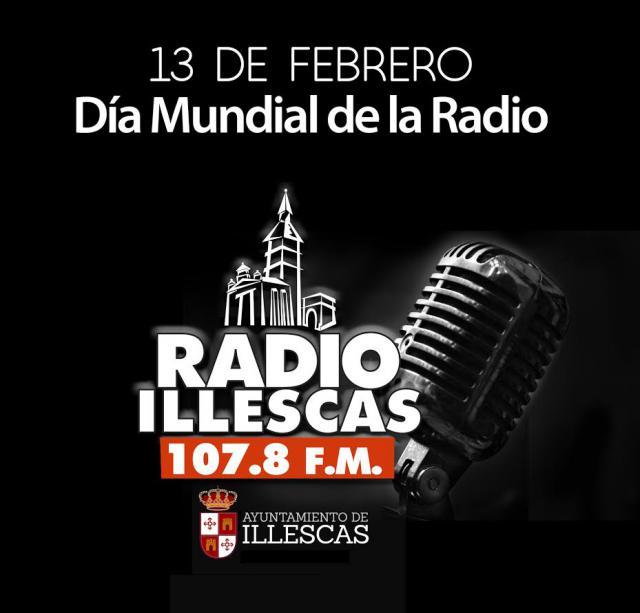 Radio Illescas celebra el 'Día Mundial de la Radio' con un programa especial