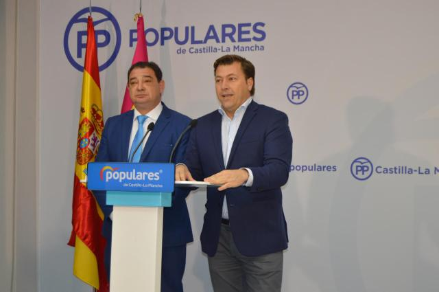 Fernández y Congosto destacan el trabajo en positivo del PP de Núñez