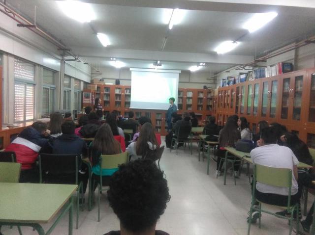 ATAFES Salud Mental Talavera continúa con la sensibilización en los centros educativos