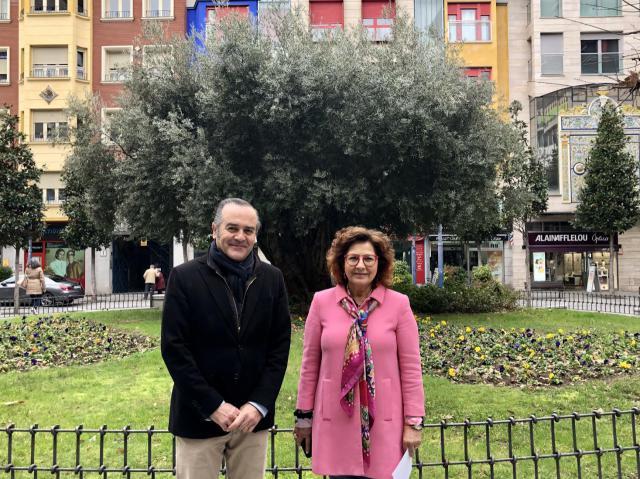 """AVE, Talavera y PP: Gregorio y Riolobos exigen a Ábalos que """"presente de inmediato"""" el estudio informativo"""