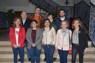 La alcaldesa de Talavera anuncia la constitución del Comité de Salvaguardia de los Procesos Artesanales de la Cerámica