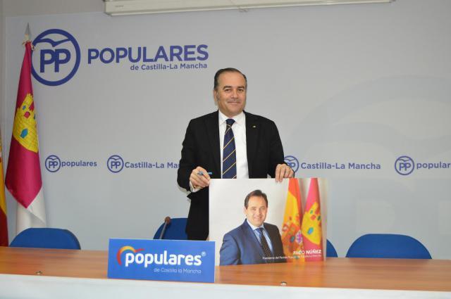 Gregorio convencido de que el PP ganará las elecciones en CLM