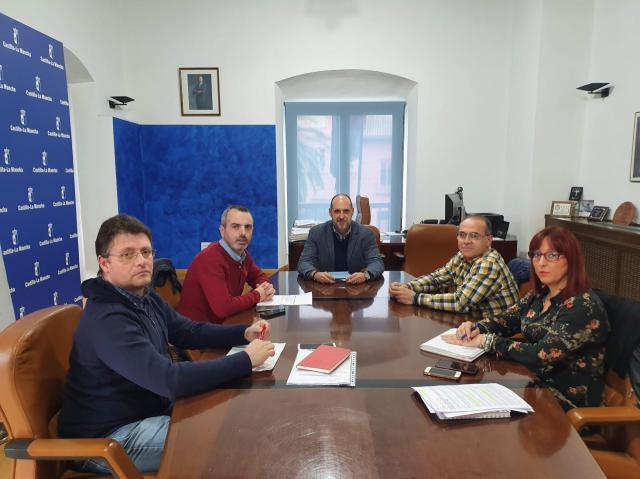 Reunión por la situación y el futuro del Instituto de Ciencias de la Salud de Talavera