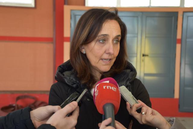 La portavoz del Gobierno municipal, Flora Bellón