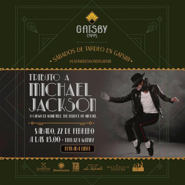 Tributo a Miguel Bosé y Michael Jackson, este fin de semana en Gatsby