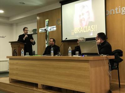 Braulio Rodríguez se despidió de los sacerdotes de la Vicaría de Talavera