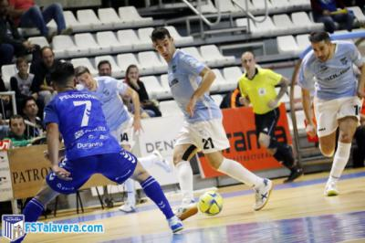 El Soliss FS Talavera repite como local para recibir a un Bisontes Castellón