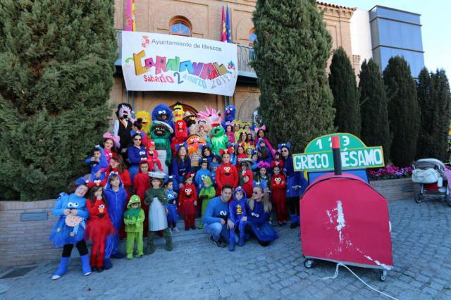 Todo listo en Illescas para un fin de semana carnavalesco