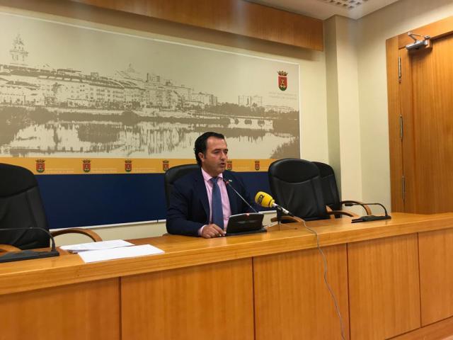 VOX presenta una enmienda a la totalidad de los presupuestos de Talavera