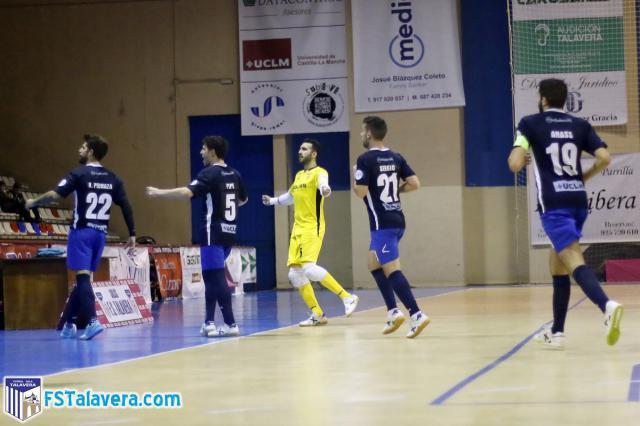 Cinco jugadores del Soliss FS Talavera, candidatos al 'Balón de Castilla-La Mancha 2020'