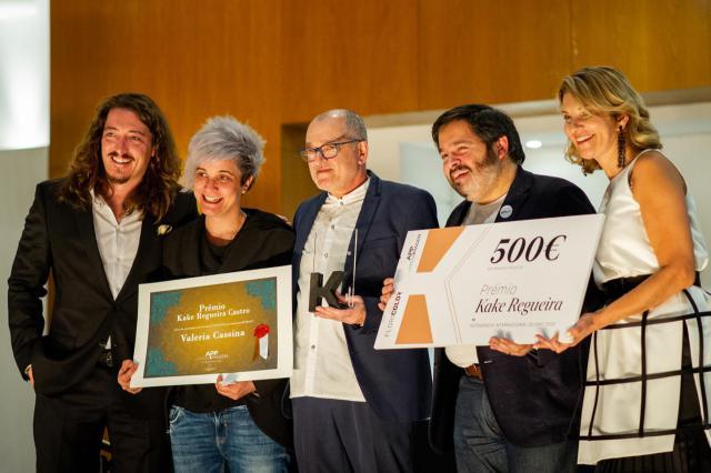Valeria Cassina conquista Portugal: Obra Fotográfica Internacional del Año y Premio Kake Regueira Castro