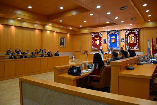 Vox vota en contra de la adhesión del Ayuntamiento a la declaración institucional sobre el 8M