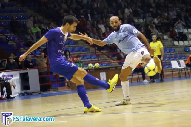 El Soliss FS Talavera y Manzanares FS afrontan separados por apenas tres puntos el derbi regional