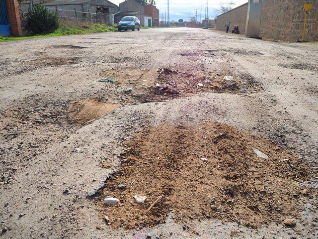 Piden explicaciones al Gobierno de Jaime Ramos por el mal estado de los caminos