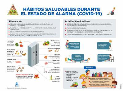 VÍDEO | Hábitos saludables durante el estado de alarma