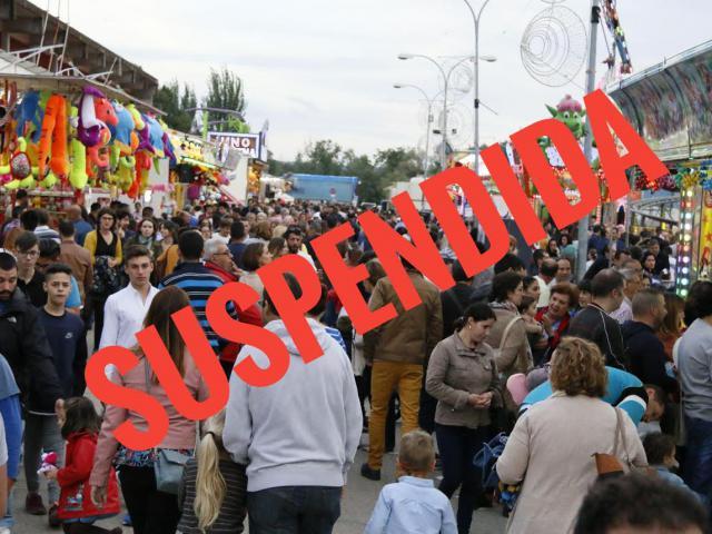 ÚLTIMA HORA | Se suspende la Feria de San Isidro de Talavera