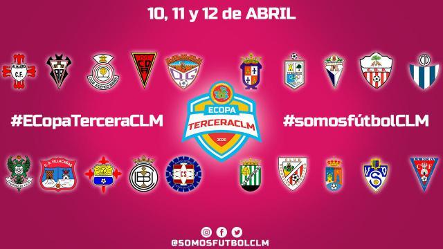 ONLINE   'Somos Equipo, Somos Fútbol CLM' organiza la #eCopaTerceraCLM