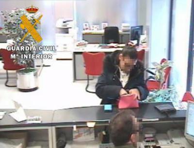 Estafan 26.000 euros a una empresas de quesos de la provincia
