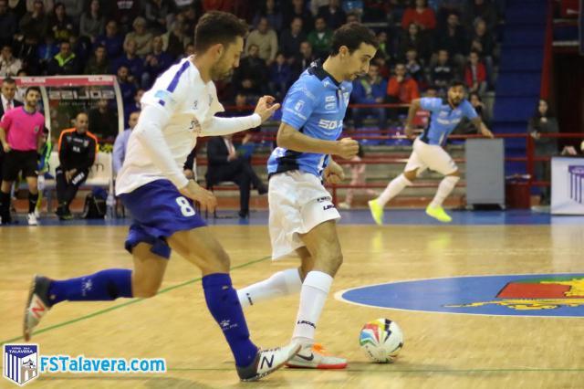El encuentro del Real Betis Futsal-Soliss FS Talavera se podrá seguir en streaming