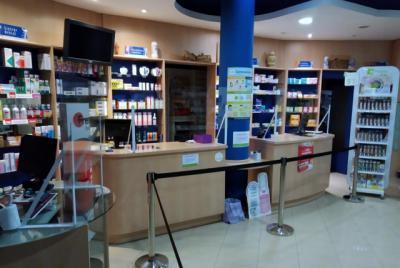 COVID-19 | 85 profesionales de las farmacias de CLM están infectados