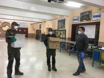 TALAVERA   63 equipos informáticos y 67 tarjetas de conectividad para los alumnos de Talavera y su comarca