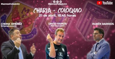 Charla online de Rubén Barrios, entrenador del FS Talavera