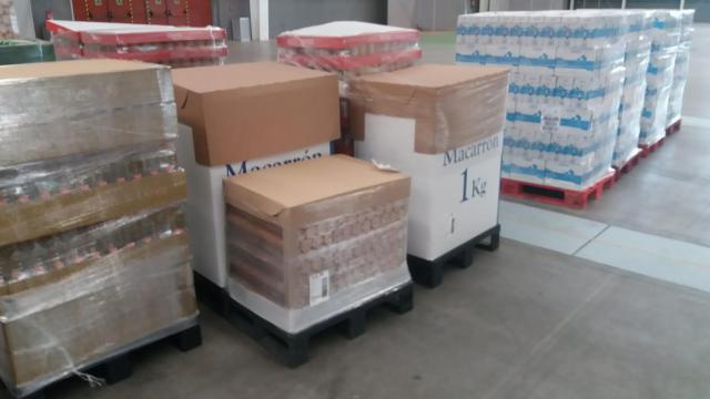 TALAVERA | 8.000 kilos de alimentos para las familias más necesitadas